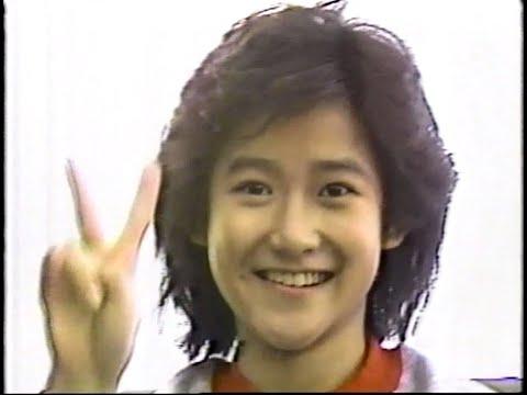 1984 山本ゆかりさん 渡辺桂子さん 菊池桃子さん 岡田有希子さん  新人アイドル 鉄棒にチャレンジ? JAPAN