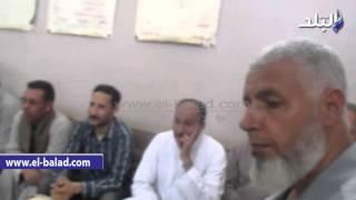 بالفيديو.. رئيس مركز أبشواى بالفيوم يناقش مشاكل قرية طبهار