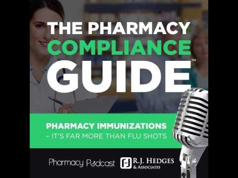 Pharmacy Immunizations – It's Far More than Flu Shots - Pharmacy Podcast Episode 409