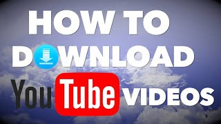 How to download video from YouTube to your Gallery