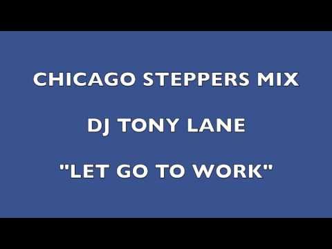 Chicago Steppers Mix Vol.12