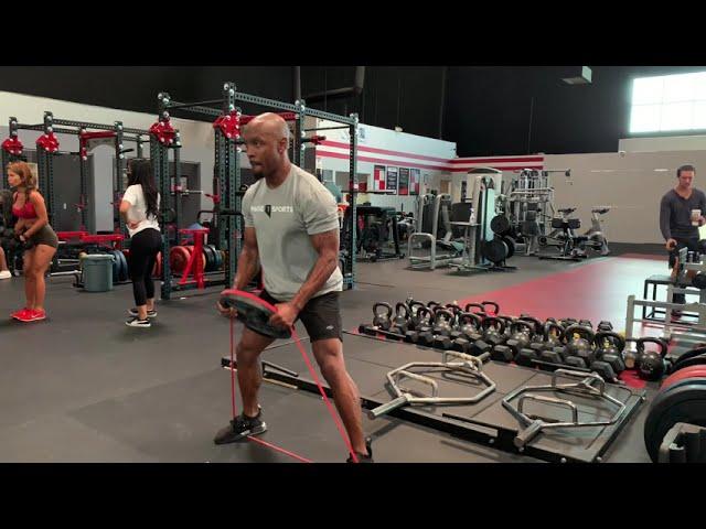 ABT- Athletic Based Training: Dynamic Upper Body