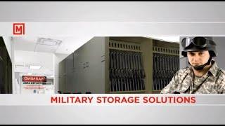 Montel Military Storage Solutions