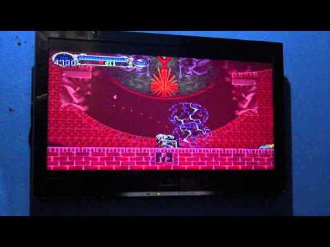 Castlevania Symphony Of The Night - Fighting Galamoth With Muramasa ATK 999