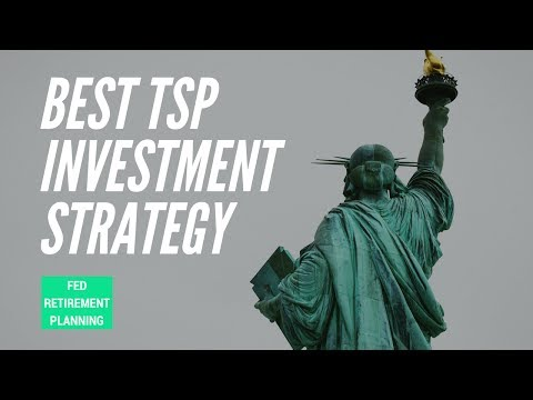 The Best TSP Investment Strategy!