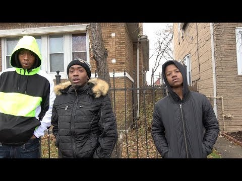 CHICAGO WEST ENGLEWOOD HOOD INTERVIEW / FREESTYLE RAP WITH MCCOOL AND NICKOO