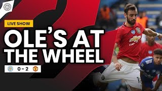 Ole's At The Wheel! | Leicester City 0-2 Manchester United | Review