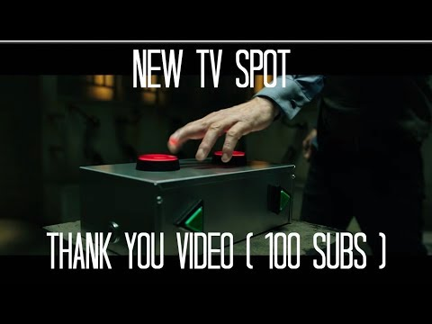 JIGSAW ( SAW 8 ) NEW TV SPOT ( PERSONAL THANK YOU VIDEO )