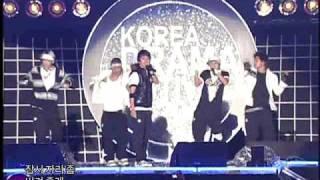 Big Bang - La La La, V.I.P. Korean Drama Awards 28/10/06 HQ!!!