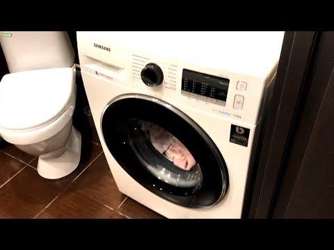 Стиральная машина Samsung WW70J52E0HW. Обзор и отзыв
