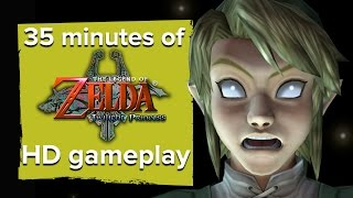 35 minutes of The Legend of Zelda: Twilight Princess HD gameplay and impressions