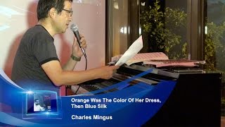 [60fps] 20150813 KC Saito Orange Was The Color Of Her Dress