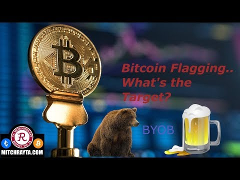 Bitcoin Price Live. BTC and Beer. Episode 378 - Cryptocurrency Technical Analysis