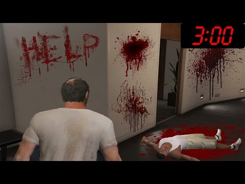 Do NOT Play GTA 5 at 3:03 AM!!!