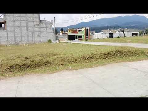 venta de lote de terreno en zona 9 de Quetzaltenango