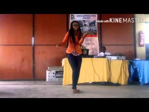 Mercy Masika's Mwema Dance by Atenya