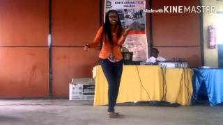 Mercy Masika's Mwema Dance by Atenya