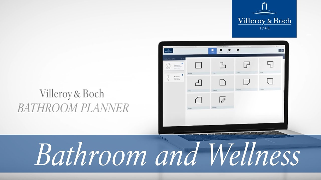 the new online bathroom planner villeroy amp boch youtube