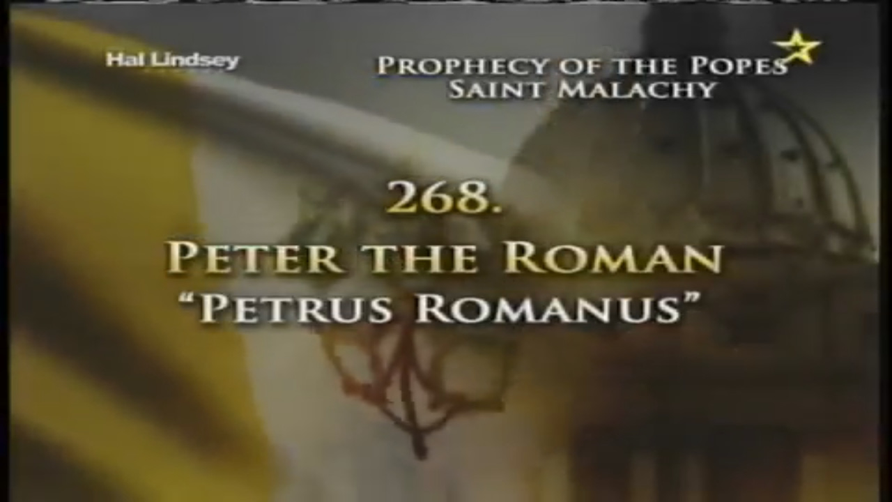 st malachy prophecy history channel