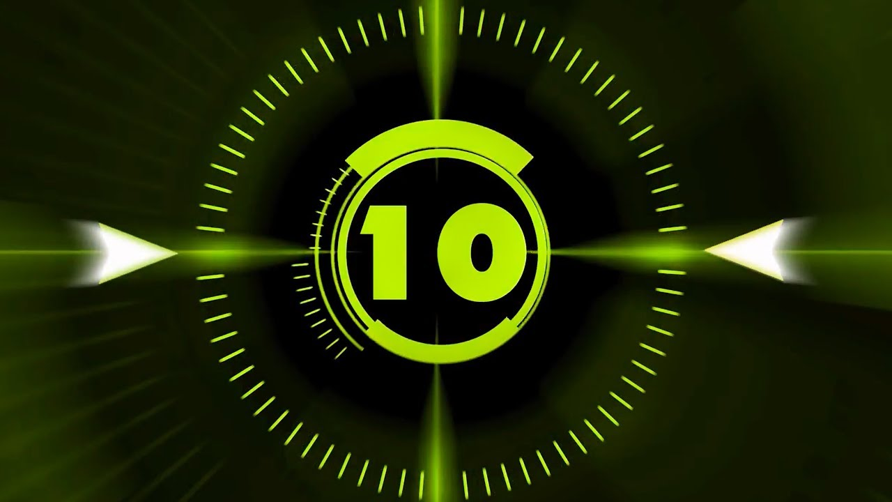 Download Countdown Timer ( v 212 ) 10 sec with Sound effects and Voice HD