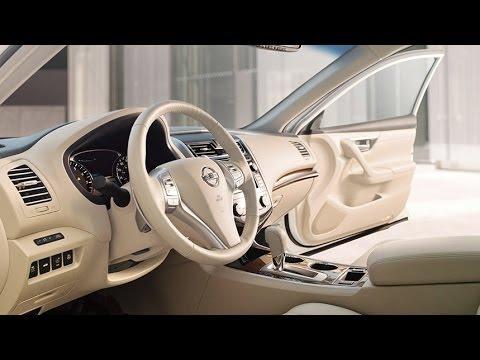 Nissan   2015 Nissan Altima Interior