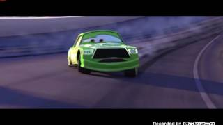 Cars 1 the king crash + best ending ever