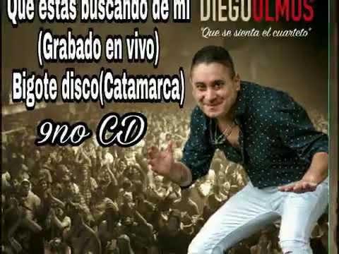 Diego Olmos Que estas buscando de mi.. (En Vivo) 9cd