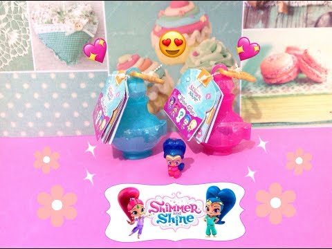 Nuove Blindbags SHIMMER&SHINE TEENIE GENIES! 😍💖 scopriamole insieme 💖😍Fisher Price toys 💖Italia