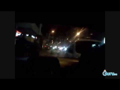 ППС Киева нападают на людей / Police attacks people in Kiev