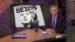 CURRENT TV: Jeff Bezos and the Citizen Kane-ification of Newspapers