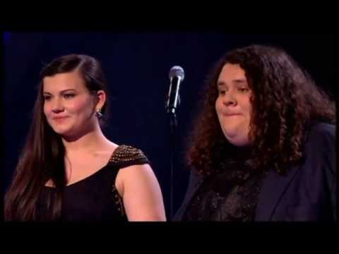 CHARLOTTE & JONATHAN STAR ON BRITAIN'S GOT TALENT 2012 SEMI FINAL! CARUSO