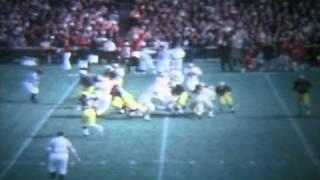 1967, UM vs Indiana, MMB