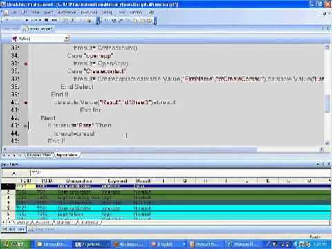 what-is-frame-work-in-qtp-|-types-of-frames-work-|-qtp-online-training