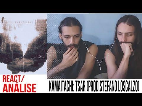 [REACT/ANÁLISE] KAMAITACHI: TSAR (prod.Stefano Loscalzo) thumbnail