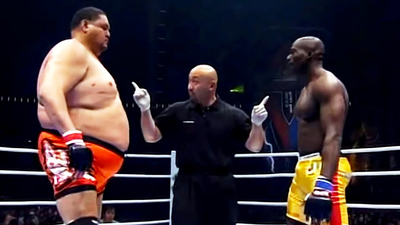 Download Taro Akebono (USA) vs Bobby Ologun (Japan) | MMA fight, HD