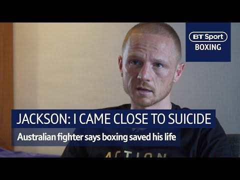 Boxer opens up on mental health struggles - Luke Jackson on suicidal thoughts, OCD and more