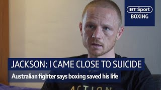 Boxer opens up on mental health struggles - Luke Jackson on suicidal thoughts, OCD and more thumbnail