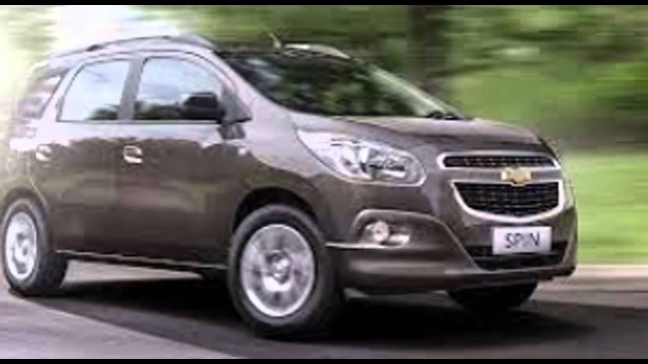 Video Modifikasi Mobil Classic-Mobil Chevrolet Spin
