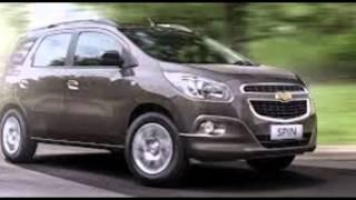 Video Modifikasi Mobil Classic-Mobil Chevrolet Spin Terbaru