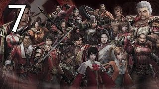Dynasty Warriors 8 Xtreme Legends Lets Play- Story of Wu Part 7