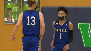 HS BOYS BASKETBALL:  Bothell vs.  Woodinville