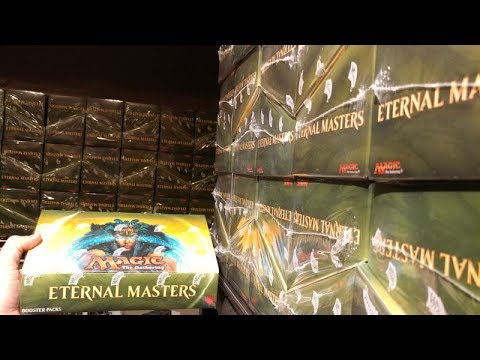 Eternal Masters Box = Time to go back to the Disaster or SUCCESS?