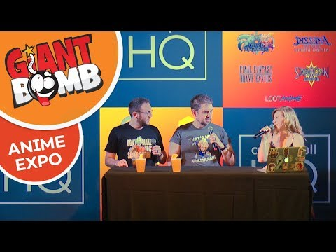 Giant Bomb at Anime Expo | Crunchyroll