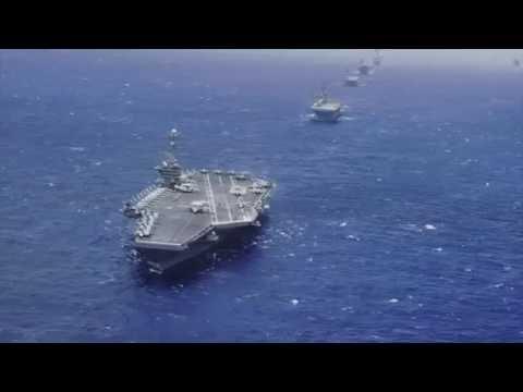 The 2016 RIMPAC Fleet