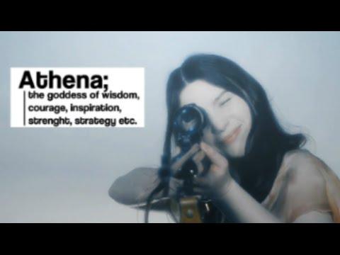 ►athena, the goddess of war and wisdom [TMC]