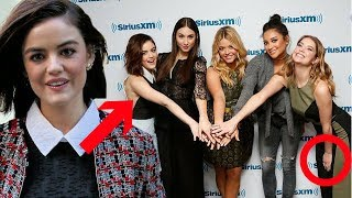 Pretty Little Liars Hilarious Funny Moments (Part-2) - Lucy Hale & Ashley Benson - 2017