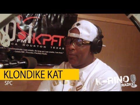 KLONDIKE KAT of the S.P.C. INTERVIEW ON K-RINO RADIO