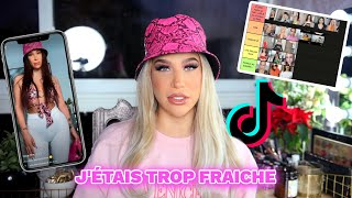 JE NOTE MES TIKTOK | TIER LIST | Océane