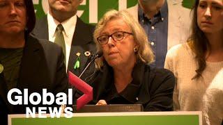 Canada Election: Elizabeth May reveals full Green Party platform | FULL
