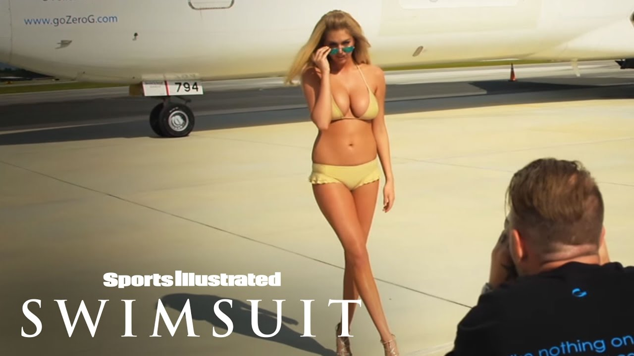 Kate Upton: Zero Gravity Teaser 2014 | Sports Illustrated Swimsuit